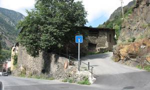 Andorra, Escaldes, Engordany, avinguda del Pessebre, Casa Ribot, Olga Gelabert, Patrimoni, subvencions, casa pairal, inventari, Josep Santuré
