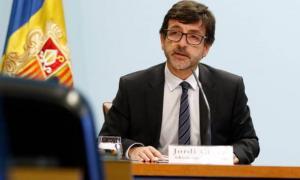 El ministre, Jordi Cinca.