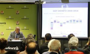 Un expert creu que Andorra podrà treure més profit de l'economia de la zona euro com més integrada estigui a Europa