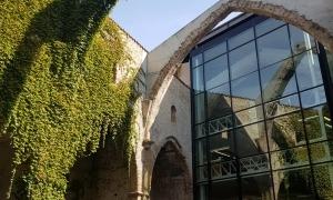 Pati de Sant Agustí.