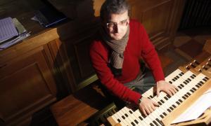 Andorra, orgue, disc, Nous cants, Sant Esteve, 25è aniversari, Ignacio Ribas, Bach, Georges Danion