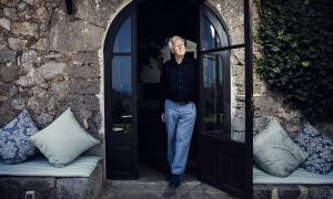 David John Cornwell, àlies John le Carré, traspassat al desembre i 'ànima' del congrés.