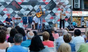 Andorra, Escaldes, Coprínceps, Pali, Músiques del Món, Cuspinera, Lluís Cartes, flamenc, rumba