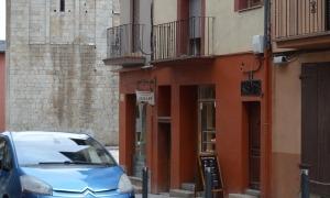 Vista d'un dels carrers cèntrics de la capital alturgellenca