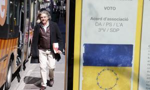 El número 3 d'Andorra Sobirana proposa eliminar la cessió obligatòria als comuns.
