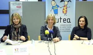 La inclusió laboral de persones amb TEA era una de les reivindicacions d'Autea.
