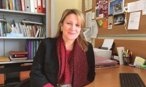 """Maria Josep Pascual: """"Penso que hi ha hagut un augment considerable del ciberassetjament"""""""