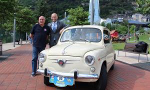 Clàssics al carrer oferirà conduir una vintena de vehicles antics
