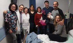 Ahren Font, primer nadó del 2018 a la Seu d'Urgell
