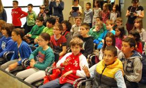 El Consell d'Infants d'Ordino  aprova la creació d'un mural