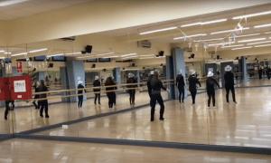 Imatge d'arxiu de l'escola municipal de dansa de la Seu, sense activitat des de fa un any i mig.