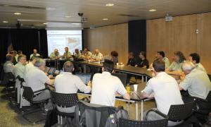 Els banders, agents de l'ONCFS  i rurals catalans sumen esforços