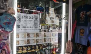 Un quiosc de la capital reparteix 1,2 milions d'euros de la loteria