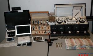 Els Mossos troben imatges ''de contingut sexual' de la Nadia entre el material confiscat als pares