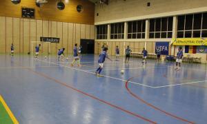 FC Encamp entrenament UEFA Futsal Cup