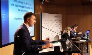 El Govern vol retirar els sistemes de climatització i refrigeració amb HFC