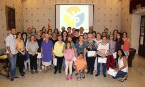 Acte de cloenda del projecte Pla Educatiu d'Entorn a la Seu