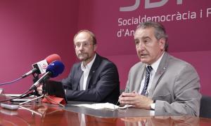 """Bartumeu lamenta la """"mala fe"""" de Saboya i la """"ignorància"""" de López"""