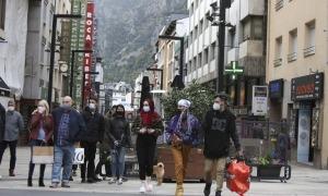 El 79% dels visitants asseguren que van venir al país per les compres.
