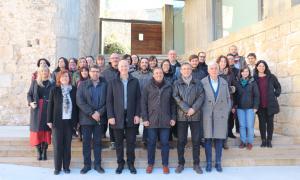 Experts de la comunicació digital de les universitats de la Xarxa Vives.