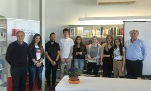 Els premis es van lliurar a la biblioteca Sant Agustí de la Seu d'Urgell.