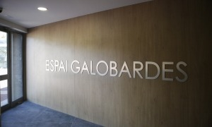 L'Espai Galobardes ja està condicionat per rebre l'obra del pintor escaldenc.