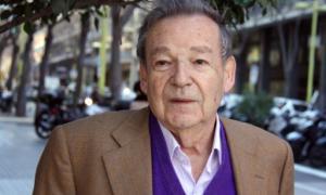 Luís Racionero en una imatge d'arxiu.