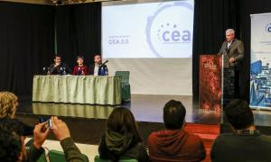 La presentació de la CEA-Micro.