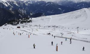 Creixen un 40% respecte al 2015 els alumnes d'esquí de l'Efpem