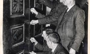 L'Arxiu de les Sis Claus, el 1936.