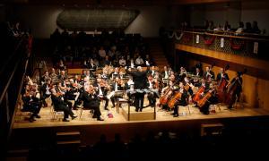 Andorra, concert, Ordino, Auditori, Cao d'Any, Marzio Conti, Conti, ONCA, Strauss, Brahms