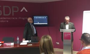"""SDP lamenta la """"manca de transparència"""" de Saboya sobre l'acord d'associació"""