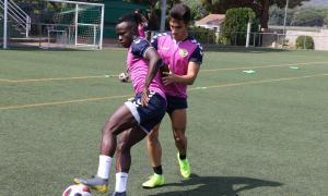 L'extrem malià Moussa Sidibé, 'Musa', fitxa per l'FC Andorra