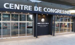Les instal·lacions del Centre de Congressos d'Andorra la Vella.