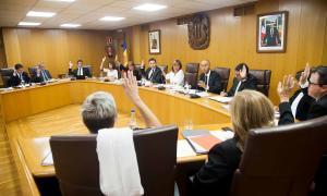 Les minories critiquen les formes en el nomenament de Cabanes