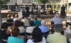 Crida al civisme per mantenir la nova plaça Joan Sansa de la Seu