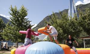 Escaldes celebra el Dia del turista