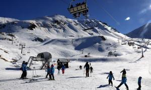 220.000 forfets venuts per les estacions d'esquí lleidatanes