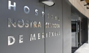 Les instal·lacions de l'hospital.