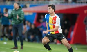 El lateral esquerre internacional deixa l'FC Andorra de segona B per fitxar per un any pel Colorado Springs Switchbacks de l'USL Champions.