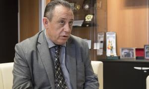 Jordi Moreno és director de la policia.