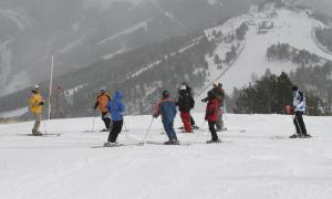 Els monitors d'esquí donen per trencat el conveni col·lectiu