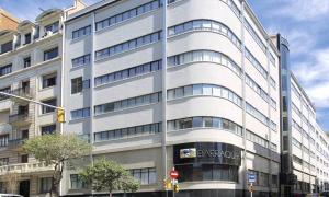 Edifici de l'Institut Barraquer.
