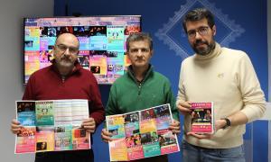 La presentació de l'Agenda Cultural Gener-Juny de la Seu d'Urgell.