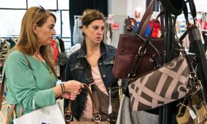 El Vide Dressing s'organitza dos cops l'any, coincidint amb les èpoques de canvi d'armari.