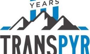 Logotip de la Transpyr Coast to Coast.