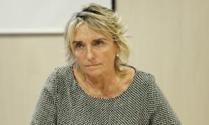 La nova gerent de la Fundació Privada Tutelar, Sílvia Gabarre.
