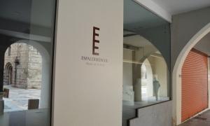 Exterior de l'Espai Ermengol-Museu de la Ciutat, centre de recerca i difusió de la història de la comarca.