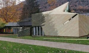 El projecte del nou Espai d'Art és obra de l'arquitecte Manel Monegal, i preveu aixecar una ala nova de 140 metres quadrats al costat de l'antiga Central.