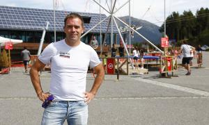 El director general de Pal Arinsal, Josep Marticella.